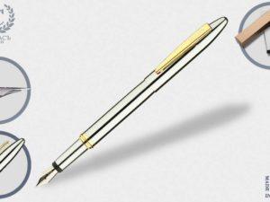 Перьевая ручка «Новгород»