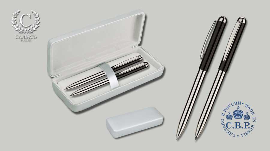 Набор «Вологда», шариковая ручка и карандаш