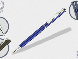 Шариковая ручка «Псков»