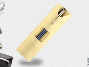 Чехол для 1 ручки «Браво»