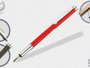 Перьевая ручка «Гдов»