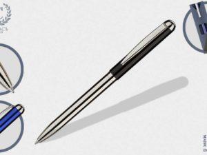 Шариковая ручка «Вологда»